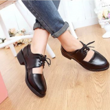 Giày oxford cut out 6389
