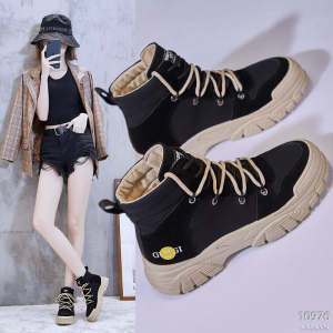 Giày boots nữ 10976